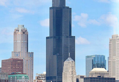Torre Willis en Chicago